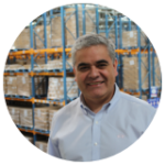 Sergio Valenzuela  Head of Human Resources Manager for LATAM APL Logistics Chile